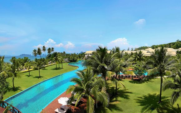 Krabi - Sofitel Krabi Phokeethra Golf and Spa Resort  5*