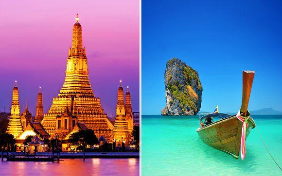 Kalima Resort and spa 5* Phuket & Grand Centre Point Terminal 21 5* Bangkok