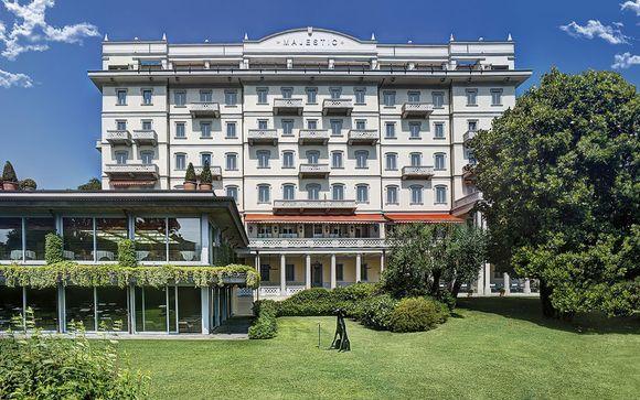 Il Grand Hotel Majestic 4*