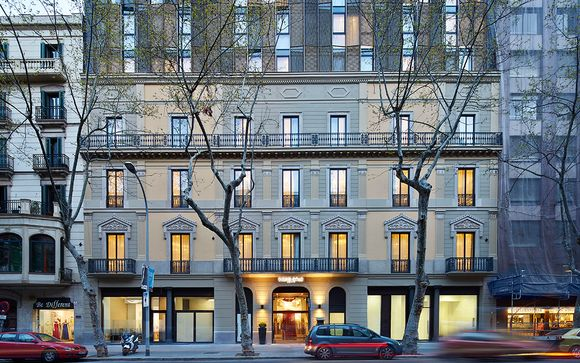 L'Hotel Sansi Diputaciò 4*
