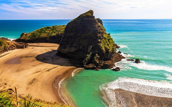 Nuova Zelanda Fly & Drive con noleggio auto incluso