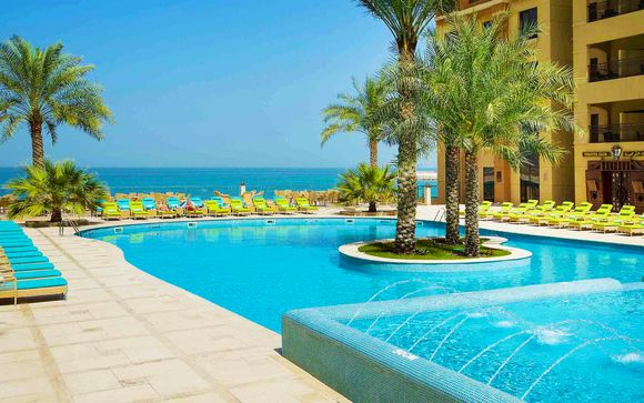 Marjan Island Resort & Spa 5*