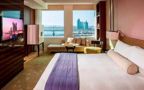 L'Intercontinental Dubai Festival City 5*