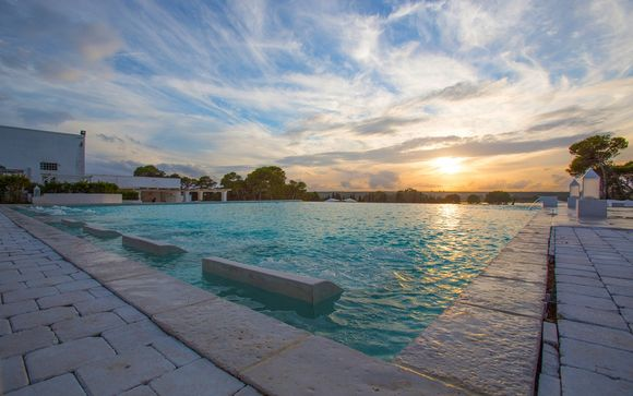 Masseria Muzza & Spa 5*