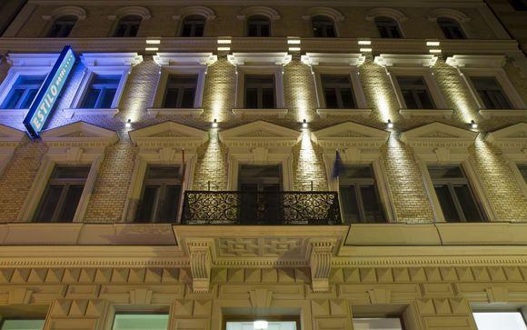 Estilo Fashion Hotel Budapest 4*