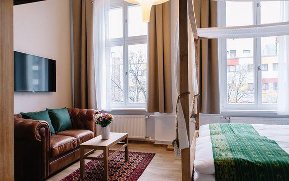 Il Lulu Guldsmeden Hotel 4*