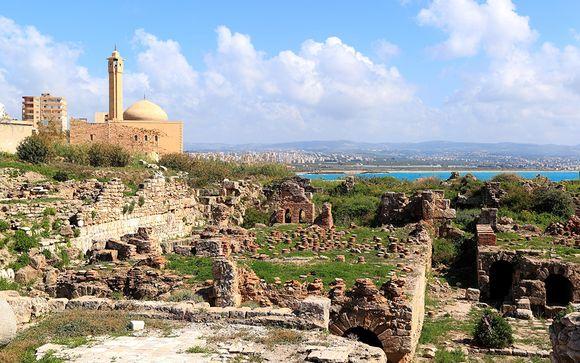 Viaggio alla scoperta del Libano, tra Beirut e Byblos