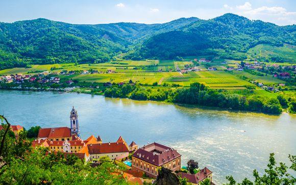 Immacolata e Capodanno lungo il Danubio blu