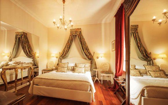 Il Duchessa Margherita Chateau & Hotel