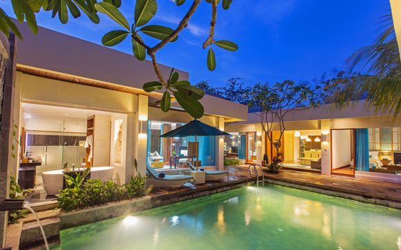 Jimbaran - The Leaf Jimbaran Bali Luxurious Villa & Spa Retreat 5*