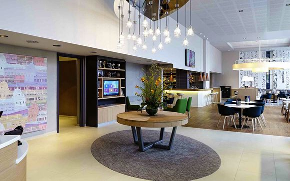 Il Novotel London Wembley 4*