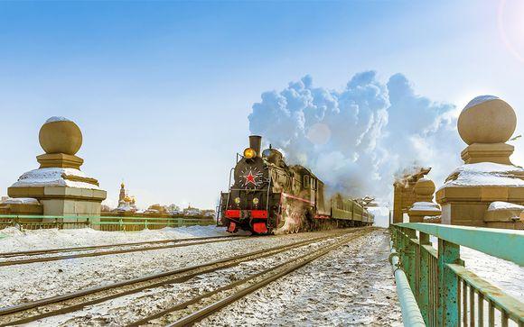 Transiberiana da San Pietroburgo a Pechino