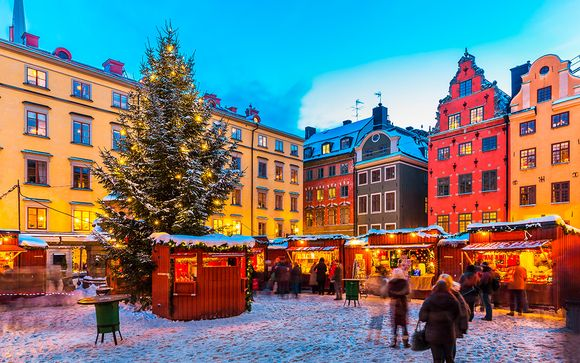 Capodanno sul mar Baltico