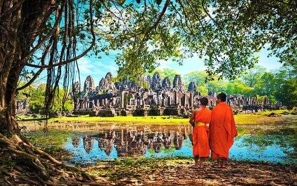 Alla scoperta del Vietnam, della Cambogia e del Laos