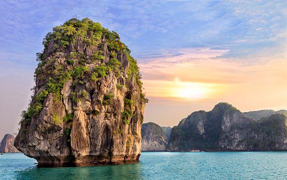 Tour del Vietnam e della Cambogia con partenza il 22/12 da Milano (10 notti)