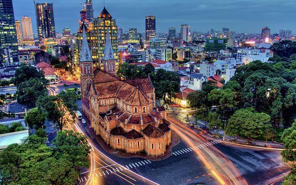 Tour del Vietnam e della Cambogia con partenza il 28/12 da Milano (10 notti)