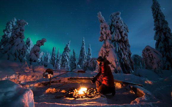 Emozionanti safari alla ricerca dell'Aurora Boreale