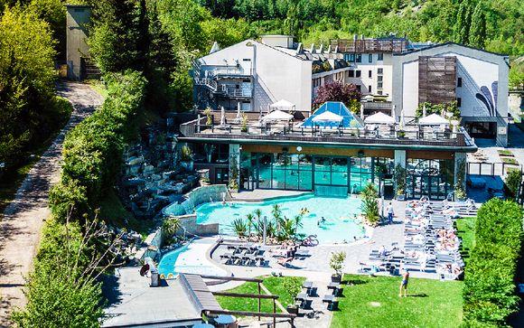 Roseo Euroterme Wellness Resort 4 Voyage Prive Fino A 70