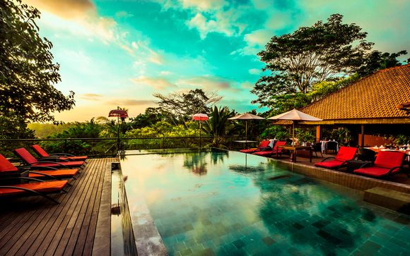 Jungle Retreat Ubud 5* e Kupu Kupu Jimbaran Hotel 5*