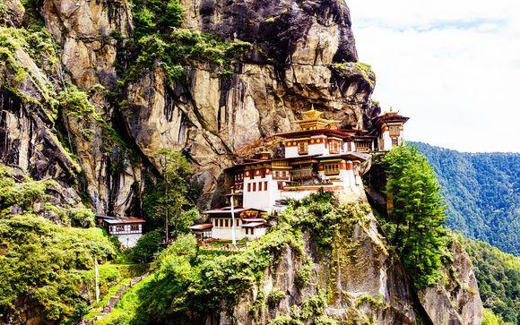 Tour Nepal & Bhutan