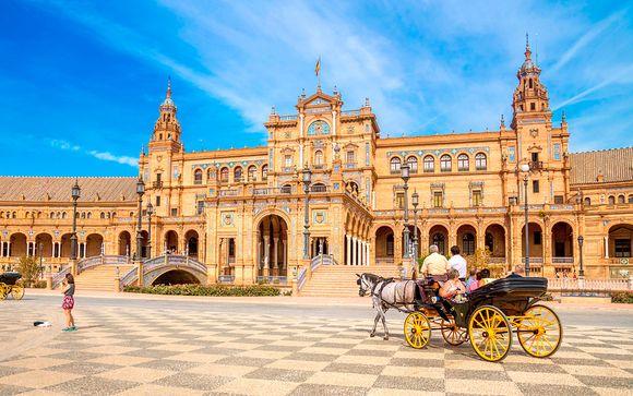 Autotour Andalusia 5, 6, 7 o 8 notti con noleggio auto incluso