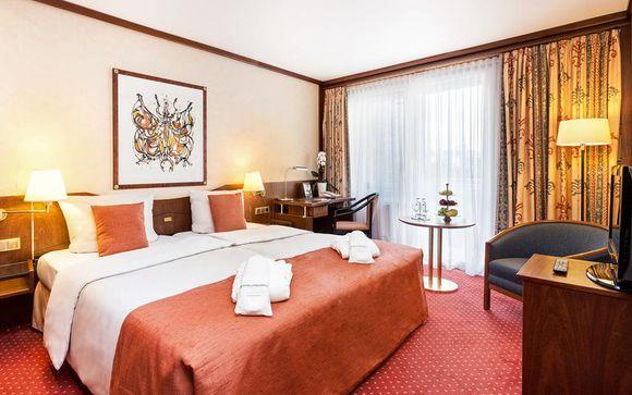 Il Living Hotel Berlin Mitte 4*