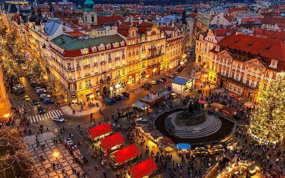La magia del Natale a Praga