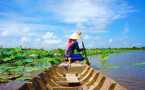I segreti di Vietnam e Cambogia + estensione mare a Mui Ne