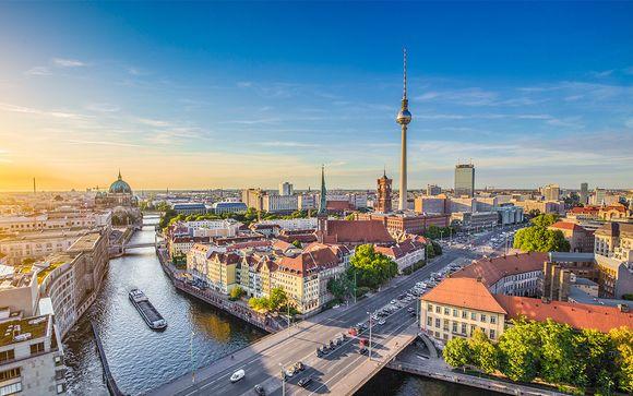 Ottima posizione per vivere il cuore della capitale tedesca