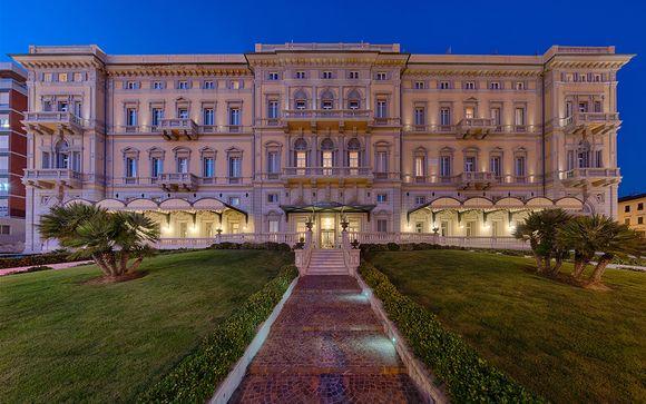Grand Hotel Palazzo Livorno 5 Voyage Prive Fino A 70