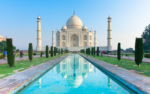 Alla scoperta dell'India e di Abu Dhabi