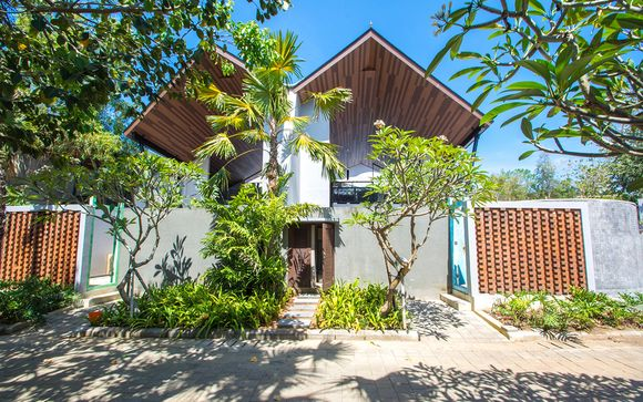 Nusa Dua - Dancing Villas 5*