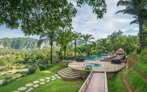 Well Hotel Bangkok Sukhumvit 20 4* e Aonang Fiore Resort & Spa 4*