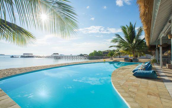 Labuan Bajo - Hotel Seraya Komodo