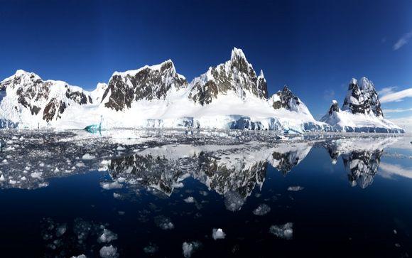 Alla scoperta del Circolo Polare Antartico