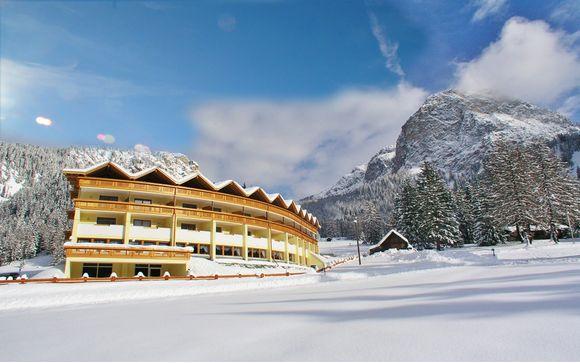 Junior Suite e cucina altoatesina in 4* sulle piste da sci