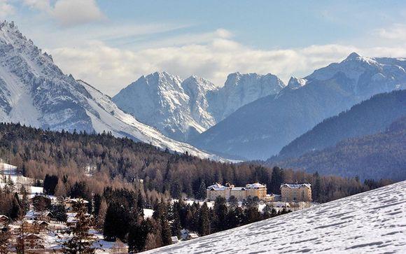 Comprensorio sciistico di Cortina