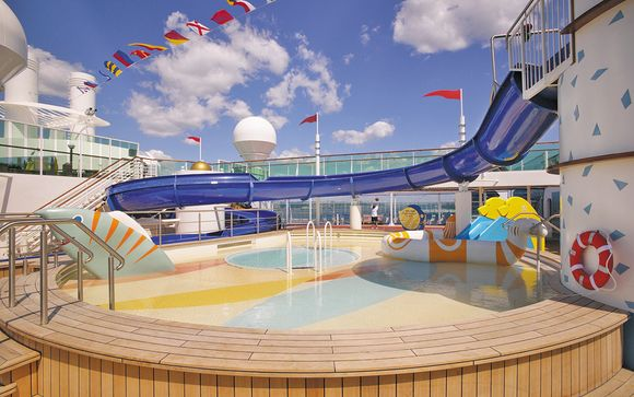 Crociera - Serenade of the Seas