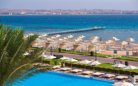 Estensione Hurghada - Premier Le Reve Hotel & Spa 5* - Adults Only (solo per i soggiorni di 9, 10 e 11 notti)