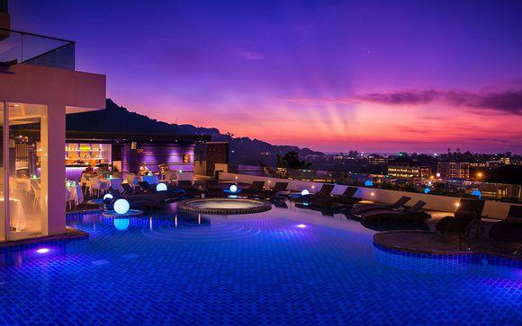 Phuket - The Yama Hotel 4*