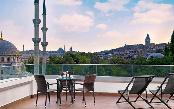Port Bosphorus Hotel 4*