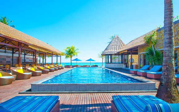 Lembongan - Lembongan Beach Club & Resort 5*