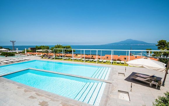 Hotel & Resort Le Axidie 4*