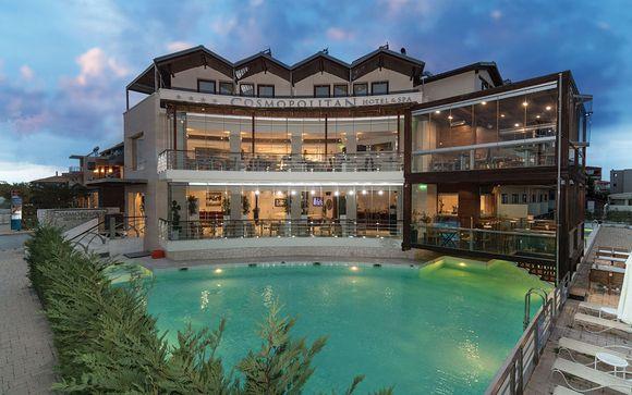 Il Cosmopolitan Hotel & Spa 4*