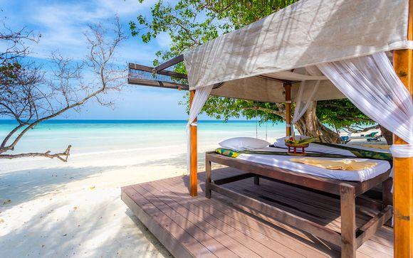 Koh Phi Phi - Holiday Inn Resort Phi Phi 4*