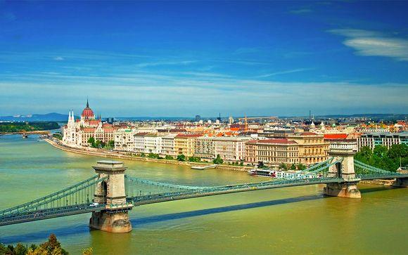 Alla scoperta del Danubio