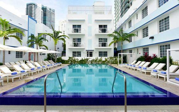 Miami - Pestana Miami South Beach 4*