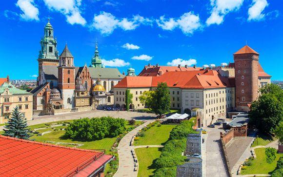 Hotel 4* ideale per visitare il centro storico