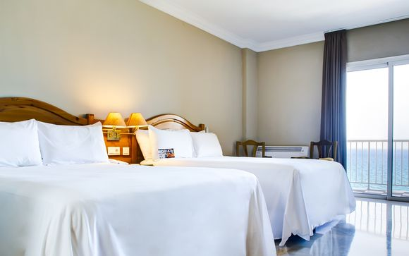 Costa del Sol - Hotel Sol Guadalmar 4*