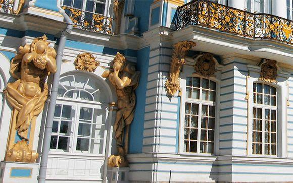 Da Mosca a San Pietroburgo